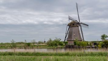 Kinderdijk, 2018 - 002