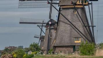 Kinderdijk, 2018 - 005