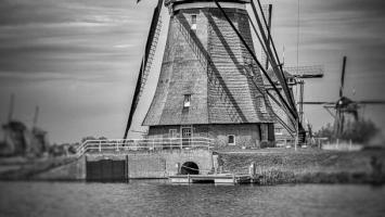 Kinderdijk, 2018 - 006