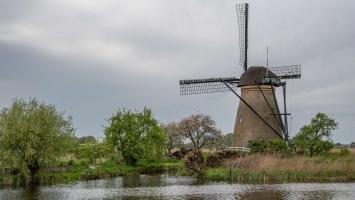 Kinderdijk, 2018 - 007