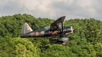 Shuttleworth Evening Airshow, 2018 - 009