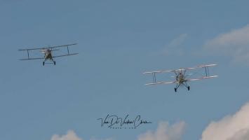 Shuttleworth Evening Airshow, 2018 - 011