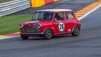 Spa Classic 6 hour, 2015 - 003
