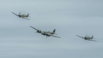VE Day Airshow, 2015 - 015
