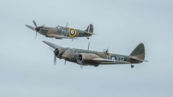 VE Day Airshow, 2015 - 016