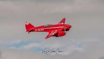 Shuttleworth Evening Airshow, 2018 - 007