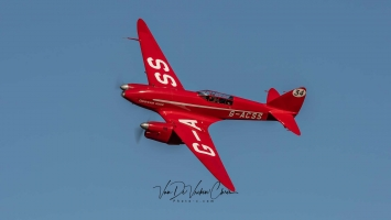 Shuttleworth Evening Airshow, 2018 - 008