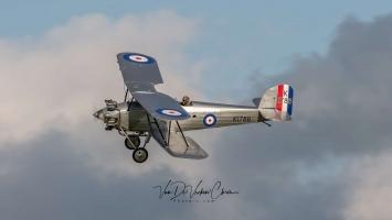 Shuttleworth Evening Airshow, 2018 - 012