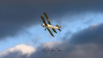 Shuttleworth Evening Airshow, 2018 - 021a