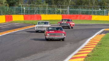 Spa Classic 6 hour, 2015 - 012
