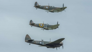 VE Day Airshow, 2015 - 017