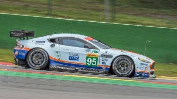 WEC 6 Hours of Spa-Francorchamps, 2015 - 022