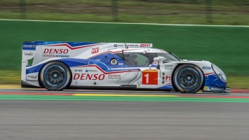 WEC 6 Hours of Spa-Francorchamps, 2015 - 024